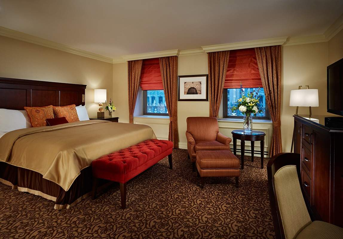 Omni William Penn Hotel Visit Pittsburgh