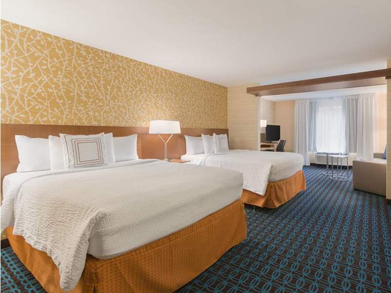Fairfield Inn & Suites by Marriott Pittsburgh Airport/Robinson Township