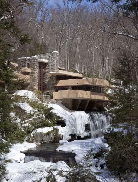Falling Water Architect | Frank Lloyd Wright S Fallingwater Visit Pittsburgh