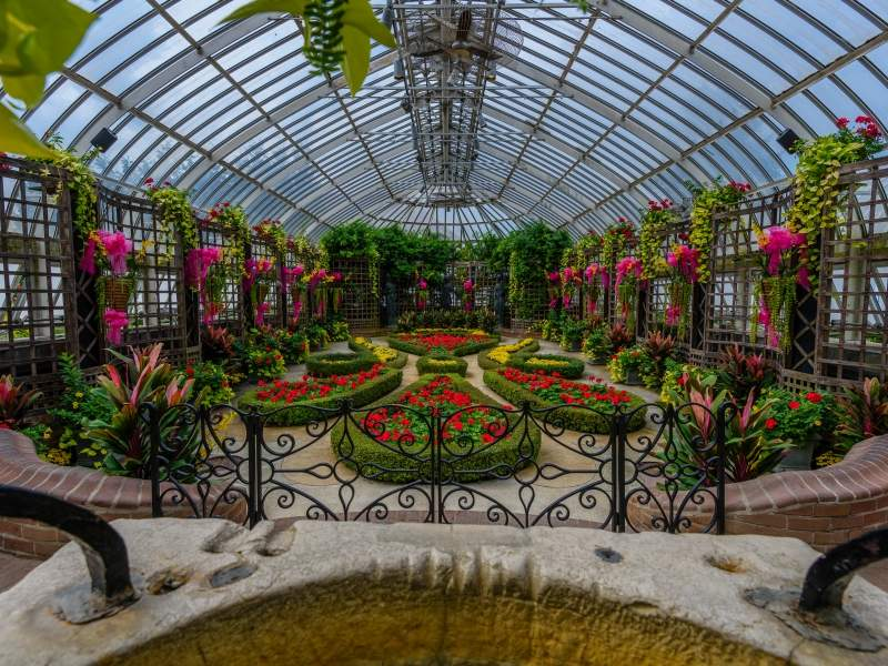 Phipps Conservatory And Botanical Gardens Visit Pittsburgh
