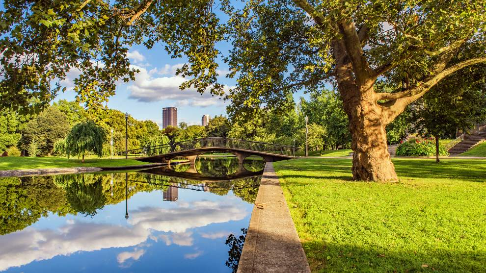 Top Green Spaces and Public Parks in Pittsburgh