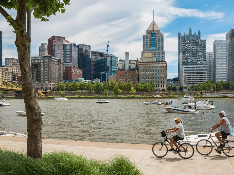 Rediscover Pittsburgh with Coach Ken