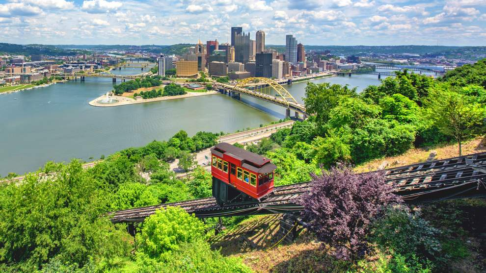 How To Ride The Pittsburgh Inclines Visit Pittsburgh