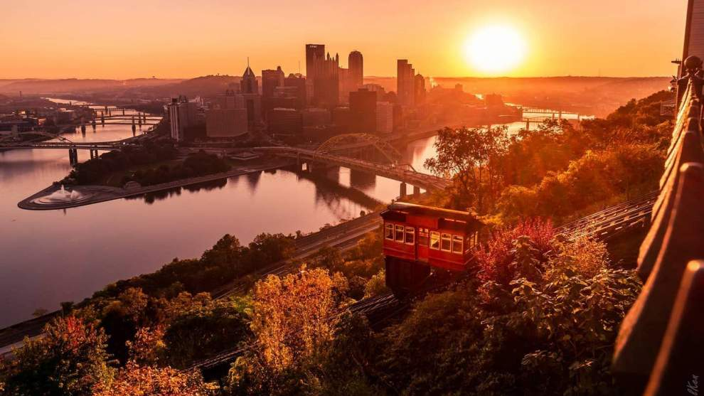 Rediscover Pittsburgh with Desireé