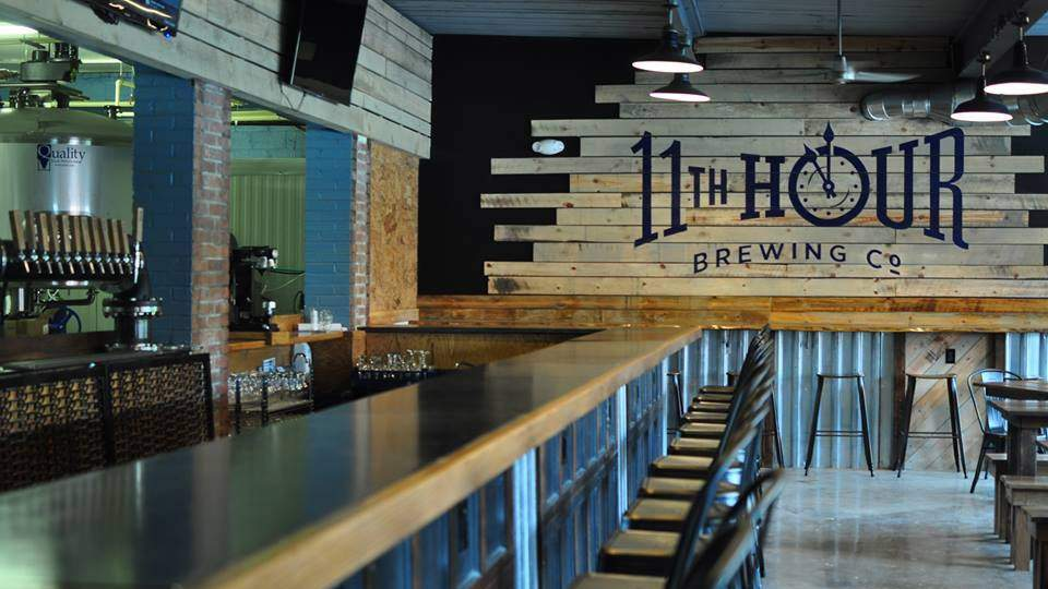 11th Hour Brewing Company in Pittsburgh