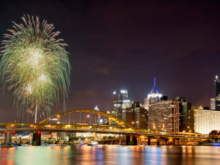Celebrate the 4th of July in Pittsburgh