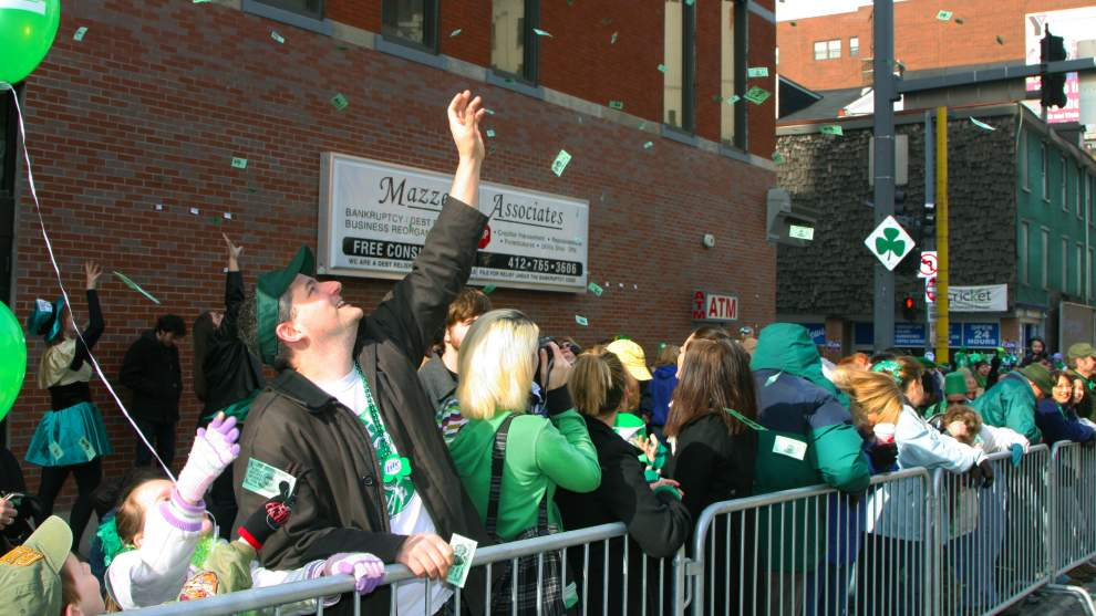 St. Patrick's Day 2019 in Pittsburgh