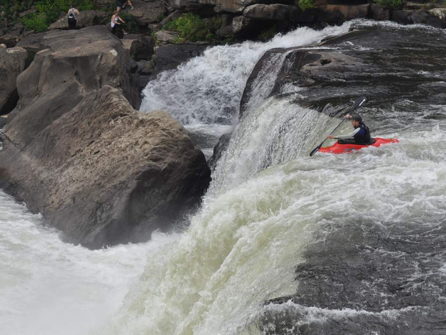 White Water Rafting in Ohiopyle