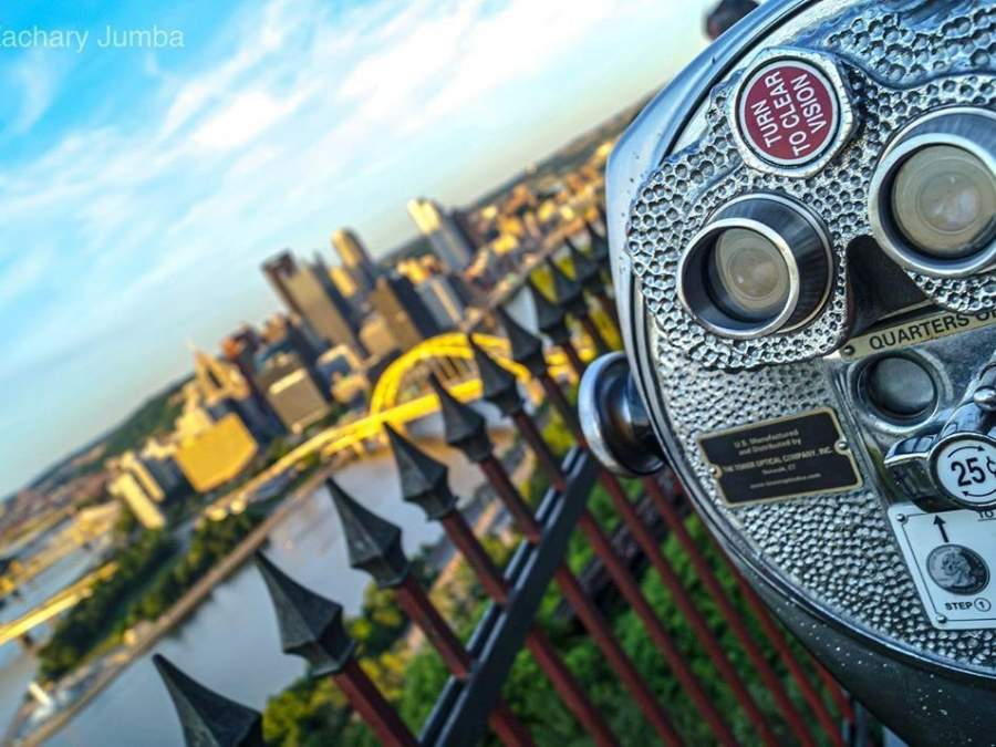 Rediscover Pittsburgh with Sophia