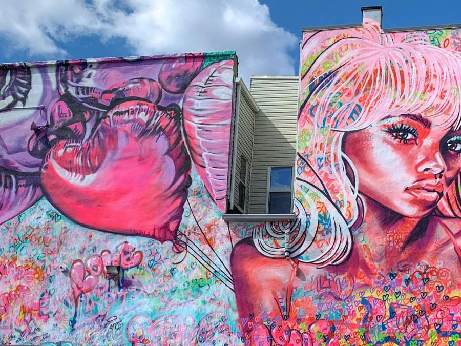 Pittsburgh's Must-See Murals