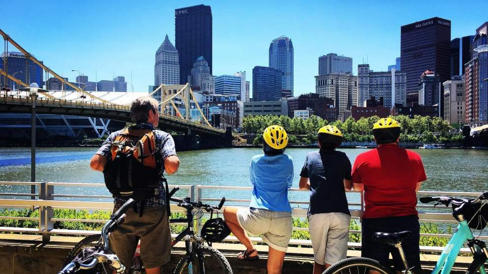 Rediscover Pittsburgh with Brenasia