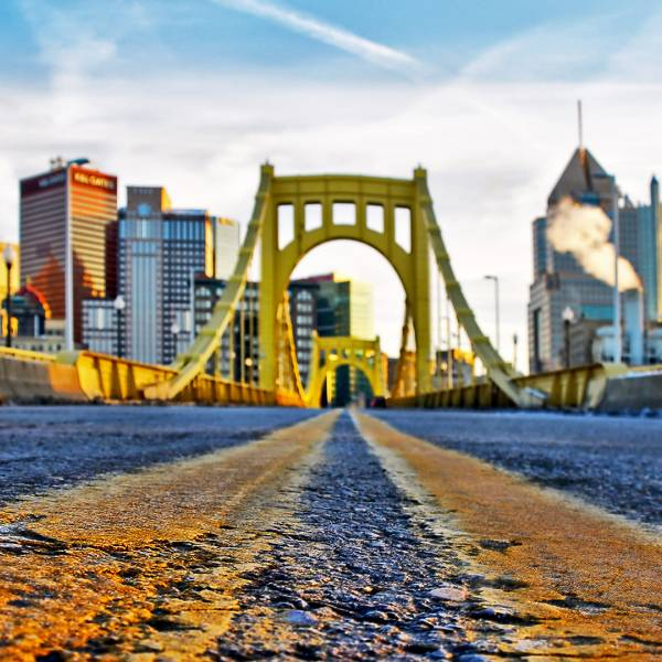7 Creative Places to Have Your Pittsburgh Wedding